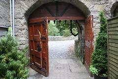 Malahide Castle Gates