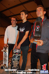 Winners Cosacup 2006 - Rock Skateboard team