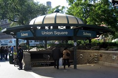 NYC: Union Square - 14 St-Union Sq Subway Station by wallyg, on Flickr