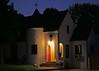 I See A Red Door (Brett A. Fernau) Tags: california night dark evening losangeles availablelight silverlake cdrxt deadeyebart brettfernau utatathursdaywalk28