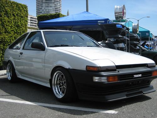 Toyota trueno ae86 te koop