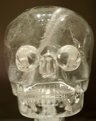 crystal skull .. (areyarey) Tags: london skull crystal happyhalloween crystalskull areyarey