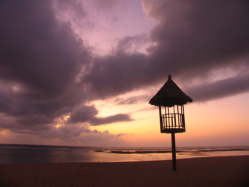 bali - before sunrise @ nusa dua