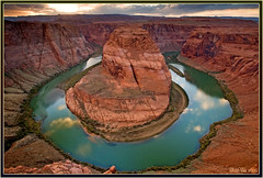 Horseshoe Bend (Thi) Tags: southwest americansouthwest horseshoebend pageaz