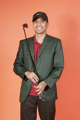 Tiger Woods by Brianz