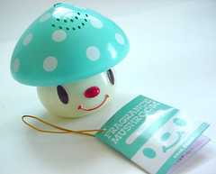 - My Precious - (Warm 'n Fuzzy) Tags: cute mushroom japanese kawaii cramcream