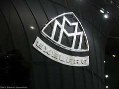 Maybach Exelero (xistracinho) Tags: auto show 2006 paulo sao so maybach salo exelero automvel