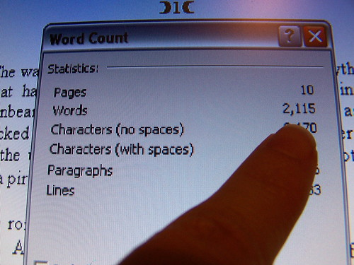 Day 62 - NaNoWriMo Day 1