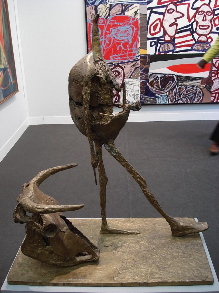杰梅恩 希耶Richier Germaine(法国1902-1959)雕塑作品集1 - 刘懿工作室 - 刘懿工作室 YI LIU STUDIO