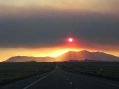 Enchantment (frisamusic) Tags: sunset red arizona colors clouds kiss2 ussouthwest kiss3 kiss1 kiss4 specnature kiss5