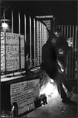 Dawn Raid Vigil