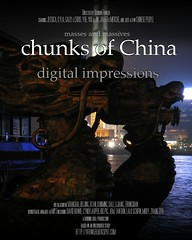 chunks of China
