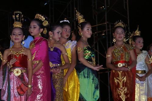 Loy Kathong (Krathong) Festival-Koh Samui, Thailand