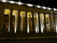Capitolio Nacional, sede del Congreso de Colombia