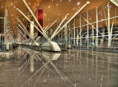 Kuala Lumpur International Airport (Stuck in Customs) Tags: world travel light art beautiful architecture modern plane photography design photo airport nikon colorful pretty industrial postmodern dynamic kul steel gorgeous air d2x dream 2006 terminal fresh divine professional adventure international photograph transit malaysia stunning kualalumpur top100 charming foreign fabulous malaysian technique klia hdr tutorial trey malay airplace artisitic engaging travelphotography ratcliff nikonstunninggallery d2xs hdrtutorial stuckincustoms imagekind treyratcliff focuspocus stuckincustomsgooglescreensaver wmkk