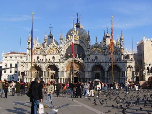 Wenecja - San Marco - Piazzetta
