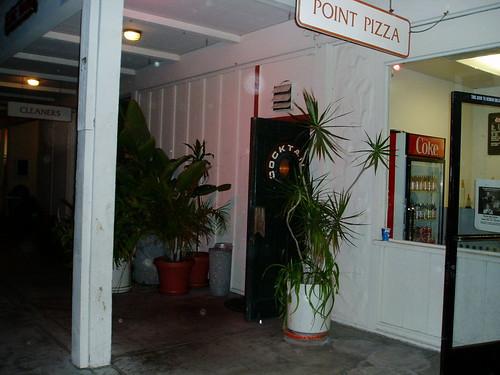 The Dume Room in Malibu