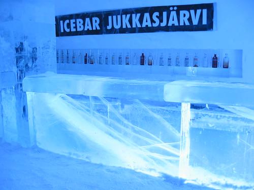 Estancia en el Hotel de Hielo en Suecia