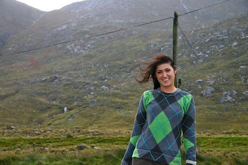 Jess in Ireland