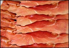 waves (francesca!!) Tags: red food waves good fragrant rosso cibo merenda onde buono speck alignements spuntino profumato