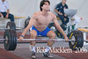 SAGIR Taner TUR World Champion 2006 77 kg (Rob Macklem) Tags: world training hall 2006 strength olympic weightlifting championships domingo santo