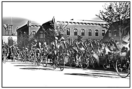 Bike Race - Flagstaff Arizona