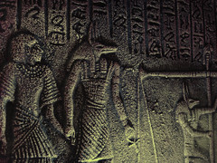 Ank (Sicran) Tags: shadow stone night king gray relief egyptian ankh isis ank crux hieroglyph ansata