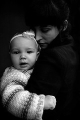 Cro and I (Kojii-H) Tags: ireland art child madonna daughter mother helnwein cro morganart kojiihelnwein