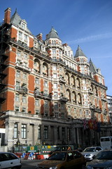 UK - London - Knightsbridge: Mandarin Oriental Hyde Park