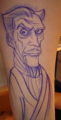 Our Tattoos (Set) · Vincent Price & Monster Mash (Set)