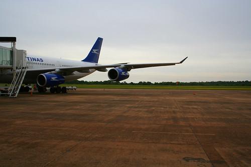 Iguazu - Arrival
