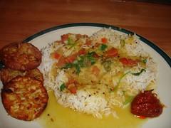 Tadka Daal (Indian lentil curry)