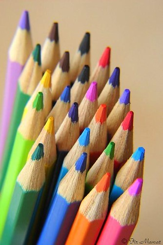 Colour Pencils by Fir...(on a break).