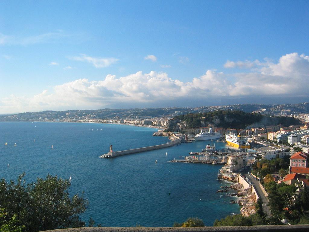 Nice Port (Nice, Côte d'Azur)