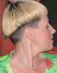 anna - 05 07 16 pfofile-b (donnikowski) Tags: haircut hair high bald frisur blond shave tight buzzcut hairstyle mecki bowlcut haare haar haarschnitt rasier rasur