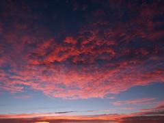pink clouds #4 (Kathy Fenton) Tags: sunrise colorado pinkclouds