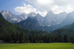 Martuljek Valle (Stephen P. Johnson) Tags: park valle slovenia national triglav martuljek jun060101