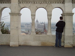 Budapest - November 2006 023 (Shintybabe) Tags: from view fishermans bastion