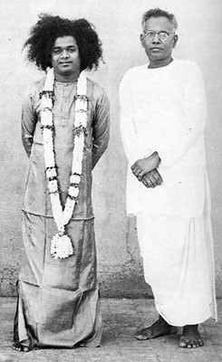 THE GIFT OF LIFE ~ Radhakrishna-with-Swami