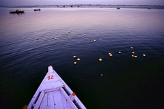 Ganges, Varansi, India (dwrawlinson) Tags: travel india asia benares varnasi