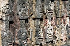 Mayan Cemetary