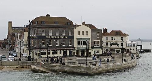 The Spice Island Inn, Portsmouth Harbour