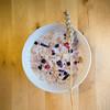 Enjoy breakfast! (Zeeyolq Photography) Tags: biologic breakfast cereals corn eating food health milk muesli organicfood normandie france