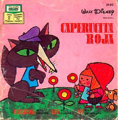 .caperucita1 (chascoberta) Tags: vintage infancia redridinghood ilustrations caperucitaroja