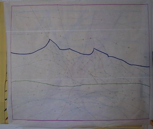 Freezer Paper Pattern