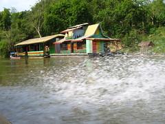 river kwai kanchanaburi (denj0) Tags: river kanchanaburi kwai