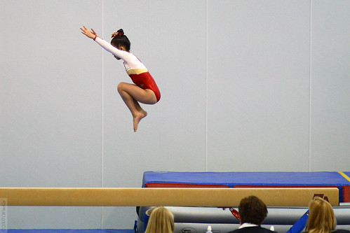 How to get clear action shots with no flash?   Gymnastics   Flickr