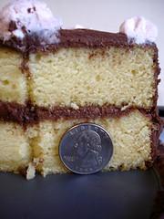 Minicake, scale