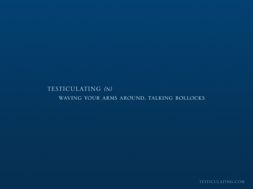 Testiculating Launches (10x7 wallpaper)