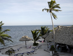 Belize ocean view